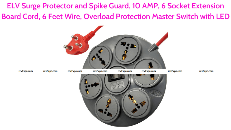 ELV Surge Protector and Spike Guard