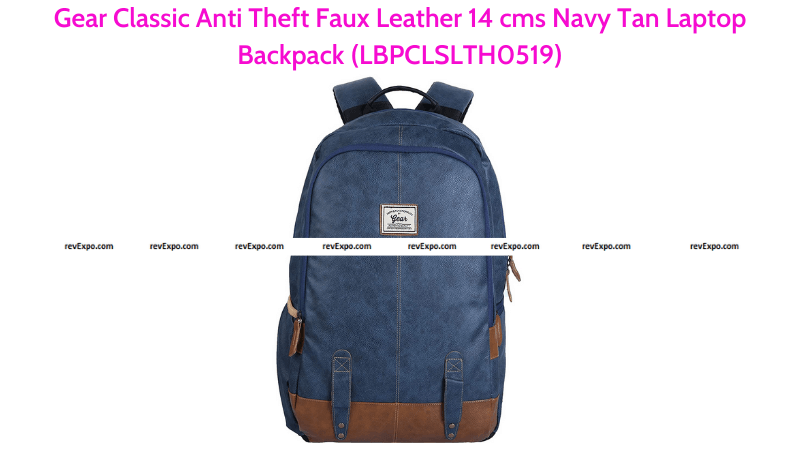 Gear Classic Anti Theft Laptop Backpack