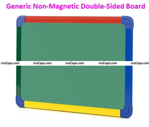 Generic Non-Magnetic Double-Sided Board