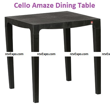 Cello Amaze Two Seat Dining Table