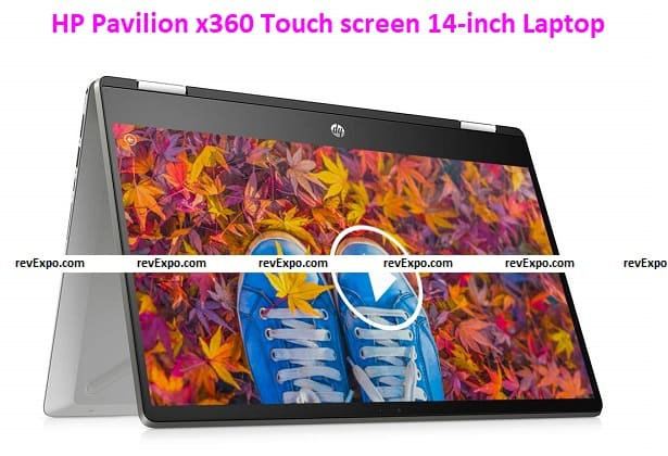 HP Pavilion x360 Touch screen 2-in-1 FHD 14-inch Laptop 14-inch Laptop 10th Gen Core i5