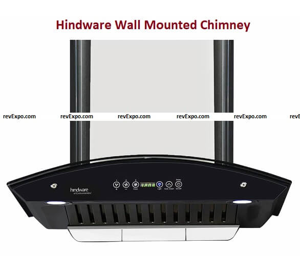 Hindware Cleo Plus 60 Auto- Clean Wall Mounted Chimney