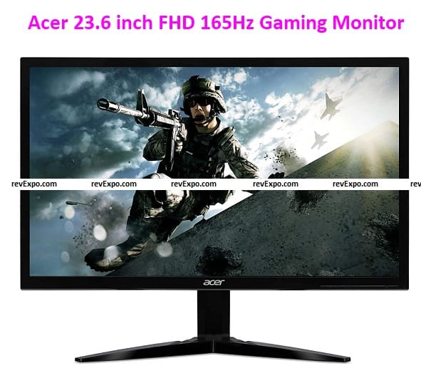 Acer 23.6 inch FHD 165Hz Gaming Monitor
