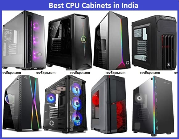 Best CPU Cabinet types in India