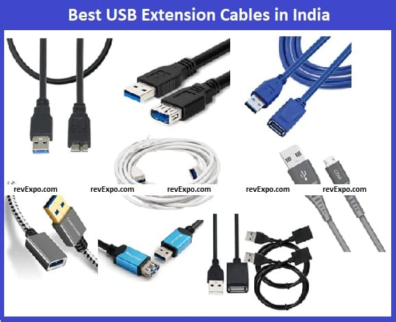 Best USB Extension Cable Types in India