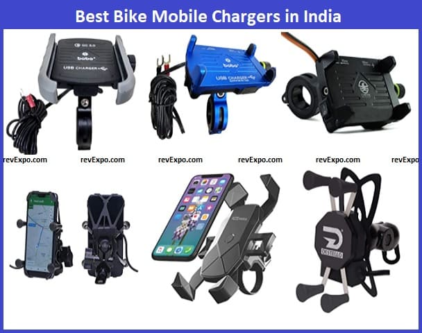 Best Bike Mobile Charger Brands in India