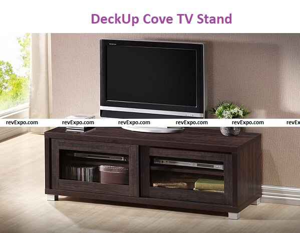 DeckUp Cove TV Stand and Home Entertainment Unit