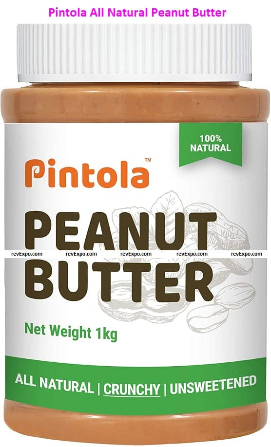 Pintola All Natural Peanut Butters