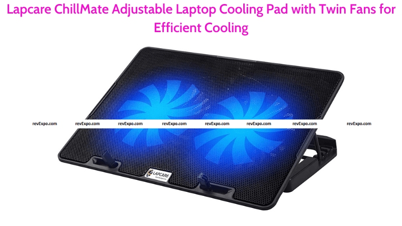 Lapcare ChillMate Laptop Cooling Pad