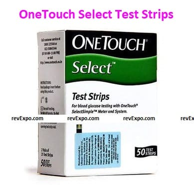 OneTouch Select Test Strips