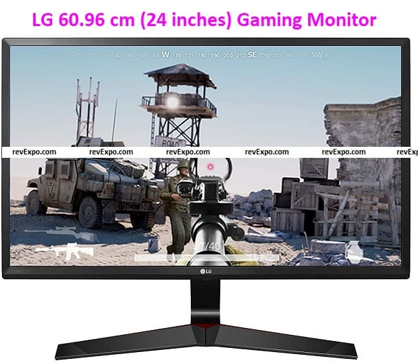 LG 60.96 cm (24 inches) Gaming Monitor