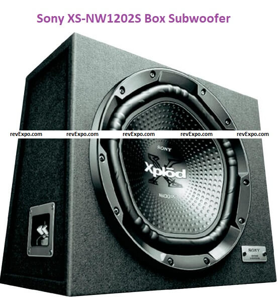 Sony XS-NW1202S Box Subwoofers
