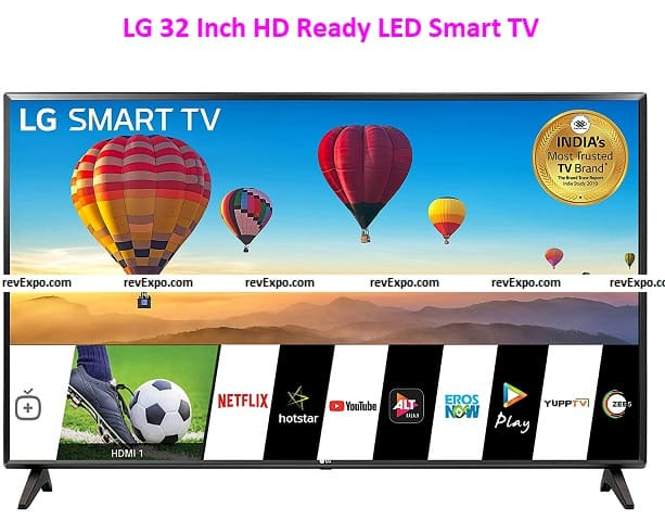 LG 32 Inch HD Ready LED Smart TV 32LM560BPTC with IPS Display & WebOS