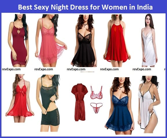 Best Sexy Night Dress for Women in India
