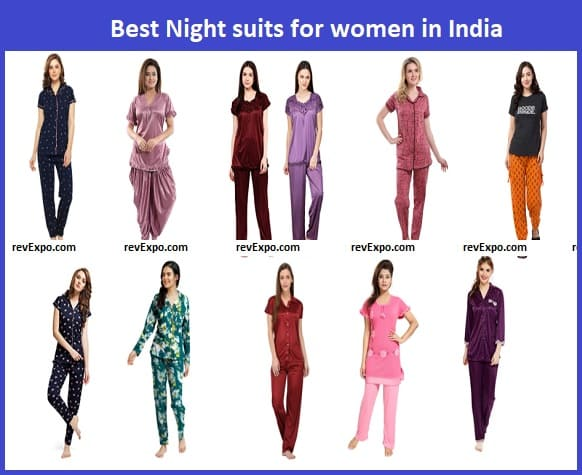 Best Night suit for women in India