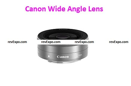 Canon Wide Angle Lens EOS M Series EF-M 22mm f/2 STM