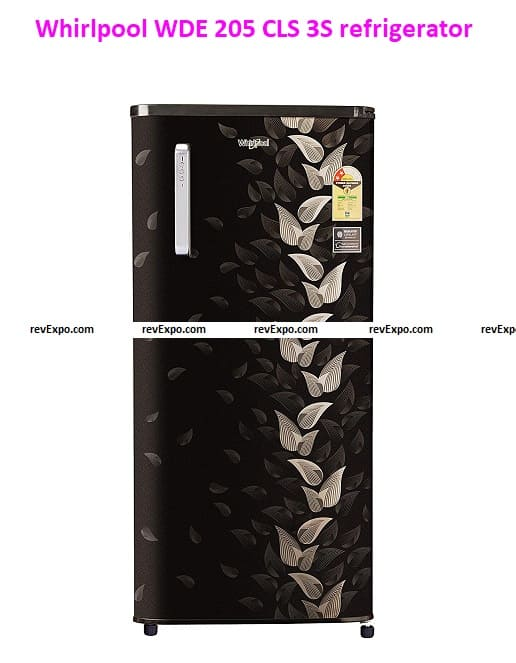 Whirlpool WDE 205 CLS 3S Refrigerator