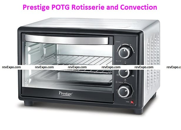 Prestige POTG 20 LTR - with Rotisserie and Convection