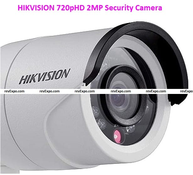 HIKVISION 720pHD 2MP Security Camera