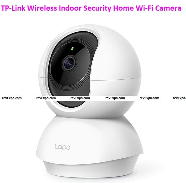 TP-Link Wireless Indoor Security Home Wi-Fi Camera