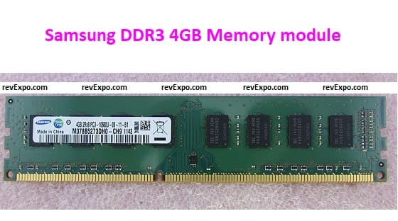 Samsung DDR3 4GB 1333MHz DDR3-1333, M378B5273DH0-CH9 – Offers Great Value for Money
