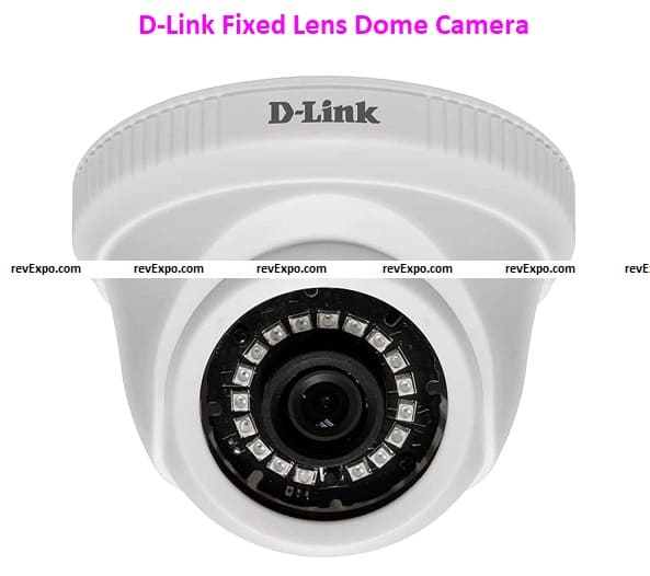 D-Link Fixed Lens Dome Cameras