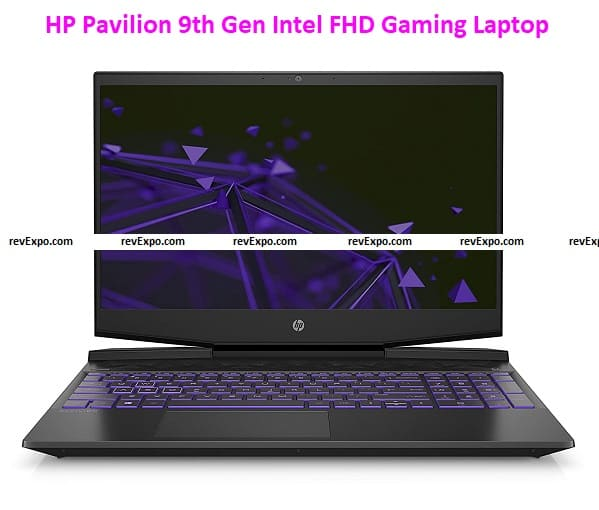 HP Pavilion Gaming 9th Gen Intel Core i5 15-inch FHD Gaming Laptop