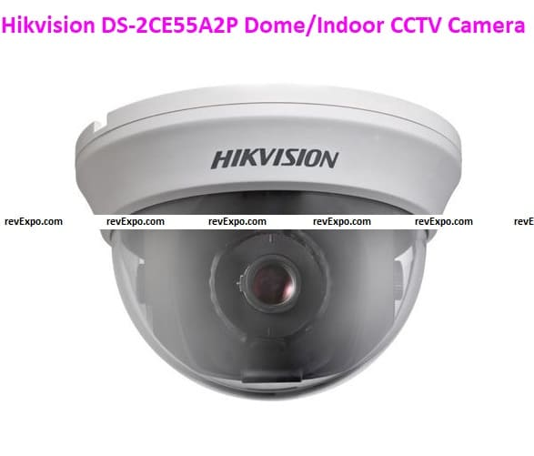 Hikvision DS-2CE55A2P Dome/Indoor CCTV Cameras