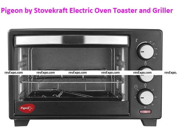 Pigeon by Stovekraft Electric Oven Toaster and Griller