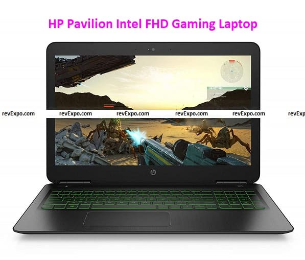 HP Pavilion Gaming 9th Gen Intel Core i5 Processor 15.6-inch FHD Gaming Laptop