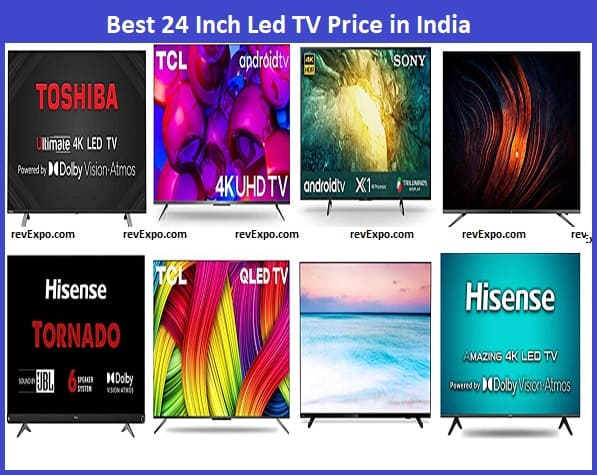 Best 24 Inch Led TV Brands in India