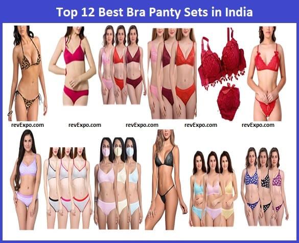 Best Bra Panty Sets in India