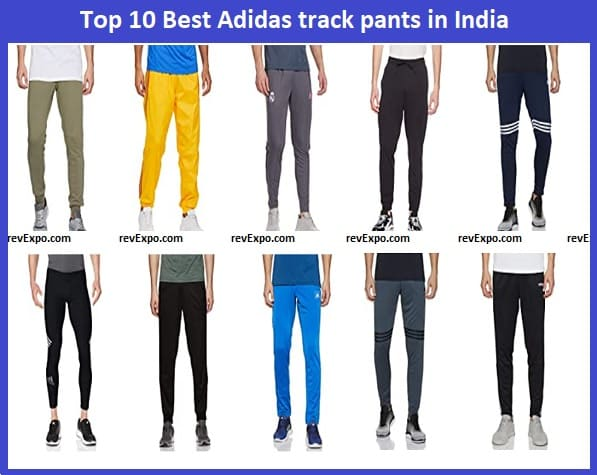 Best Adidas track pants designs in India