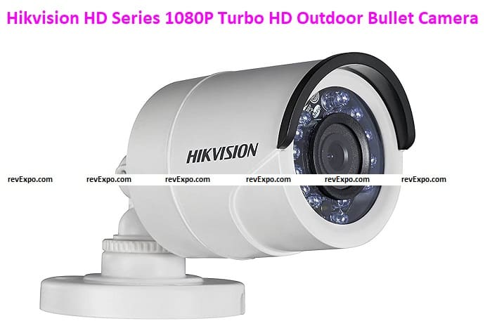 Hikvision HD Series DS-2CE1AD0T-IRPF 2 MP 1080P Turbo HD Outdoor Bullet Camera