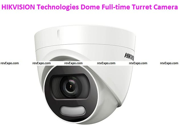 HIKVISION Technologies Dome Full-time Turret Cameras