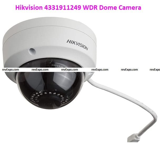 Hikvision 4331911249 WDR Dome Cameras