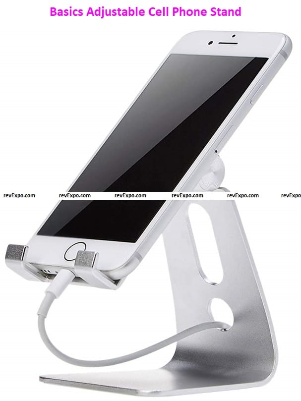 Basics Adjustable Cell Phone Stand