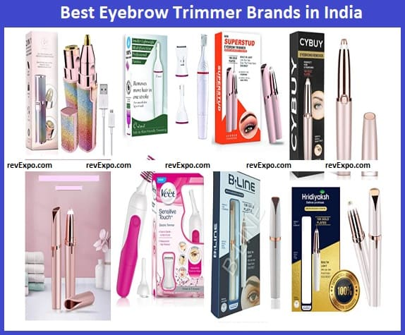 Best Eyebrow Trimmers in India