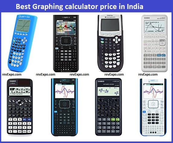 Best Graphing calculator models in India
