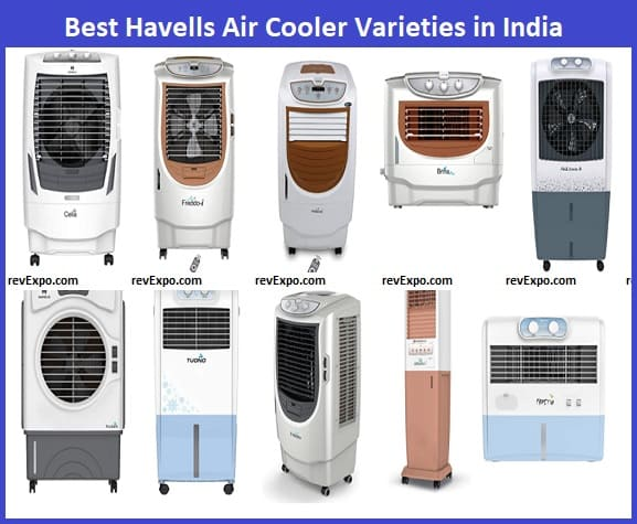 Best Havells Air Coolers models in India