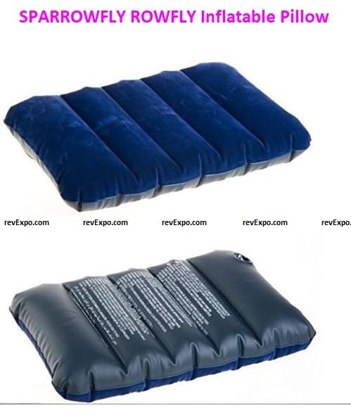 SPARROWFLY ROWFLY Inflatable Pillow for Yoga obics