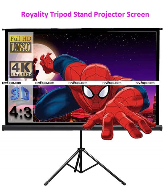 Royalty Tripod Stand Projector