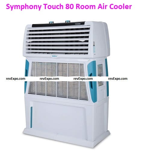 Symphony Touch 80 Room Air Cooler 80-litres