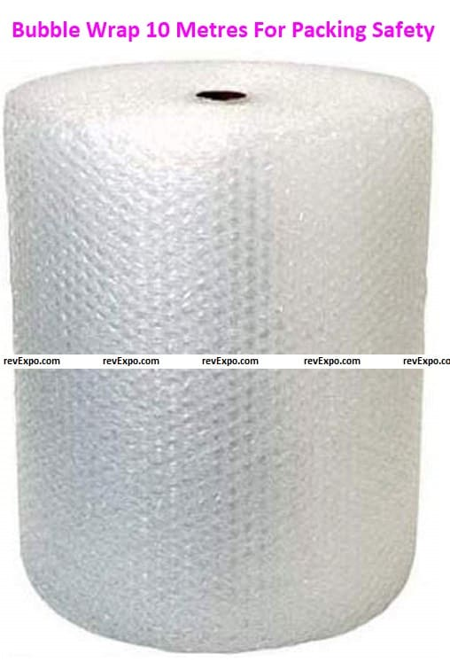 Bubble Wrap 10 Metres For Packing Safety