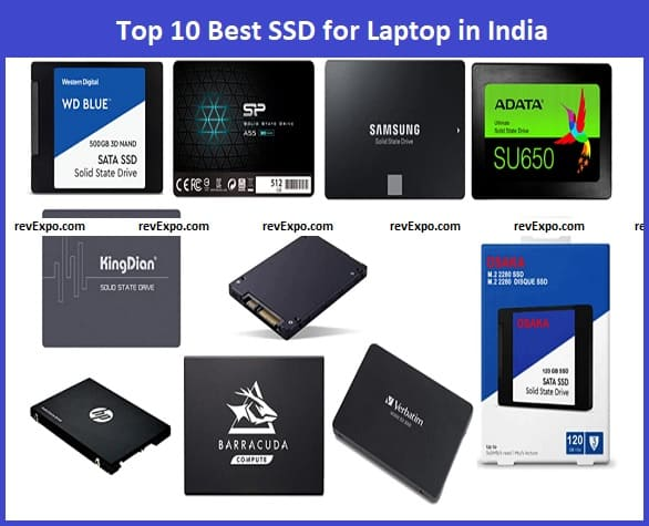 Best SSD for Laptop in India