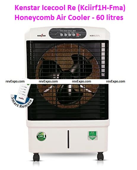 Kenstar Icecool Re (Kciirf1H-Fma) Honeycomb Air Cooler with Remote