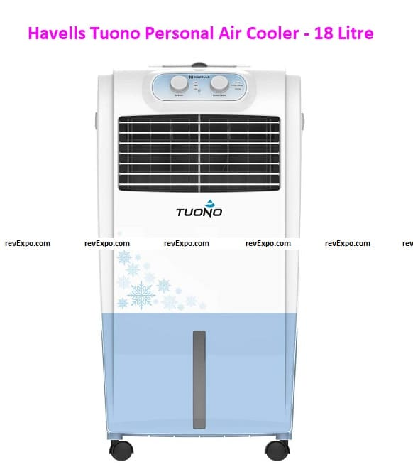 Havells Tuono Personal Air Cooler - 18 Litre