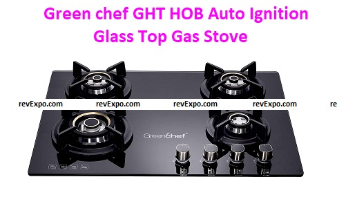 Green chef GHT HOB Auto Ignition Glass Top Gas Stove