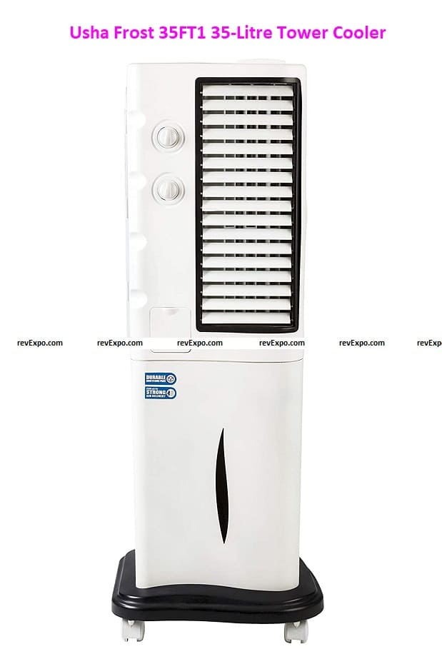 Usha Frost 35FT1 35-Litre Tower Cooler