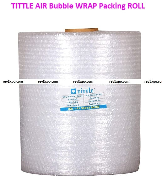 TITTLE AIR Bubble WRAP Packing ROLL